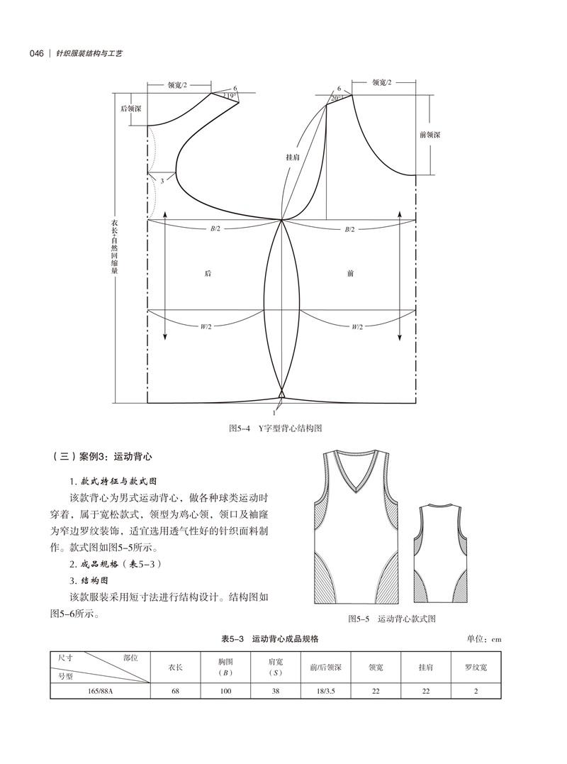裙装基础图制图步骤
