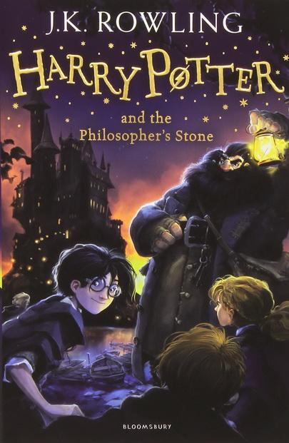 哈利波特 英文原版 英国版 精装豪华收藏版 全集1-7全套 harry potter
