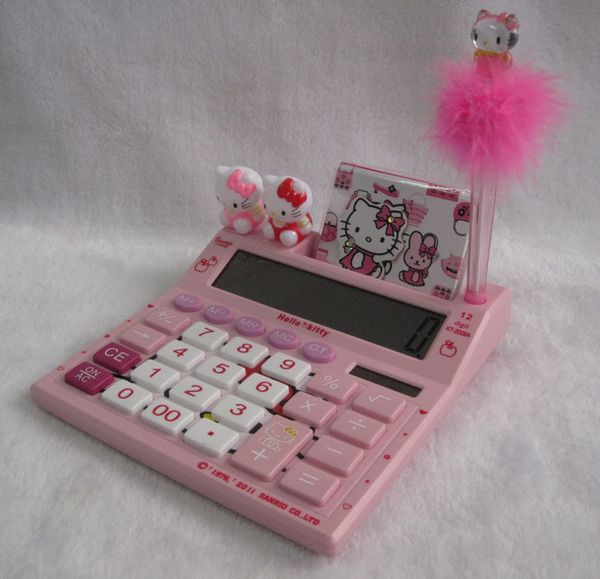 可爱计算器