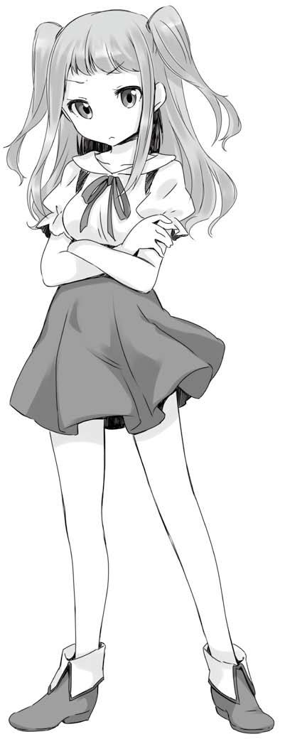 日本漫画大师讲座23萌系美少女性格·情感表现