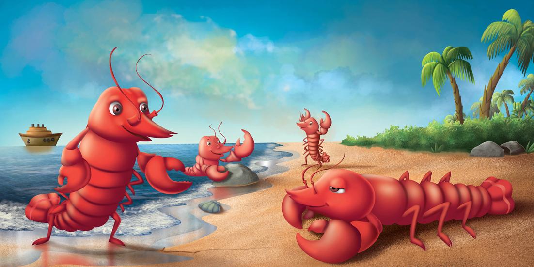 全新正品 海洋小动物历险记——我不再偷懒了 (印) 沙姆布哈维 978750