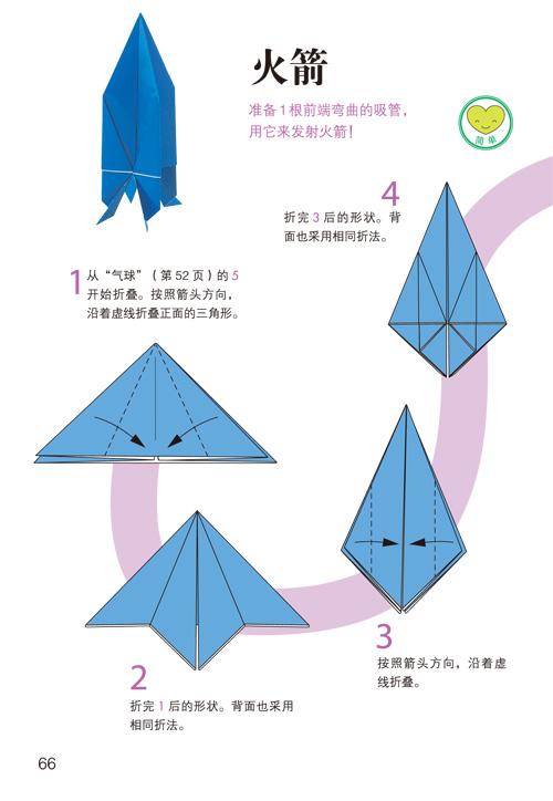 幼儿折纸动物画