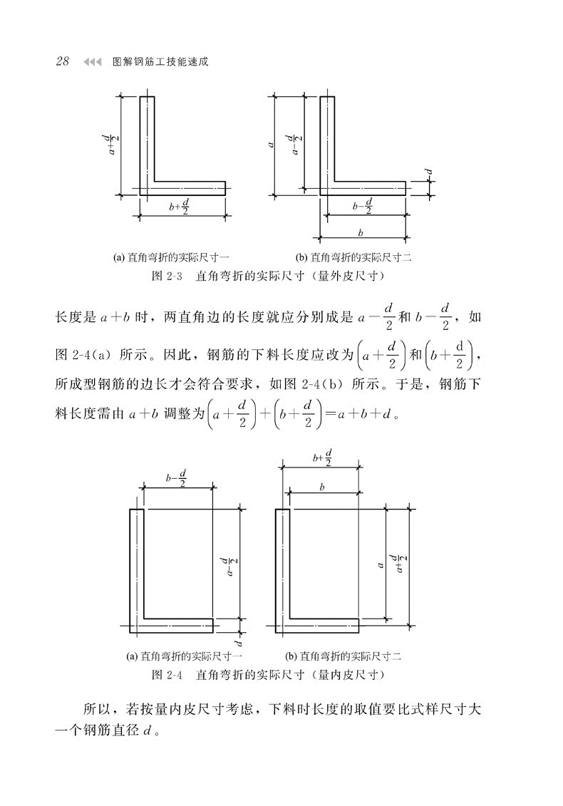 1 钢筋工基本知识1 1.1 建筑工程施工图的基本知识 1 1.1.1 施工图的分类与编排顺序 1 1.1.2 施工图制图要求 2 1.1.3 钢筋尺寸标注 7 1.1.4 定位轴线 8 1.1.5 钢筋的表示方法 8 1.1.6 钢筋的简化表示方法 9 1.1.7 混凝土结构平法施工图识读 10 1.2 建筑钢筋的分类 19 1.2.1 按化学成分划分 19 1.